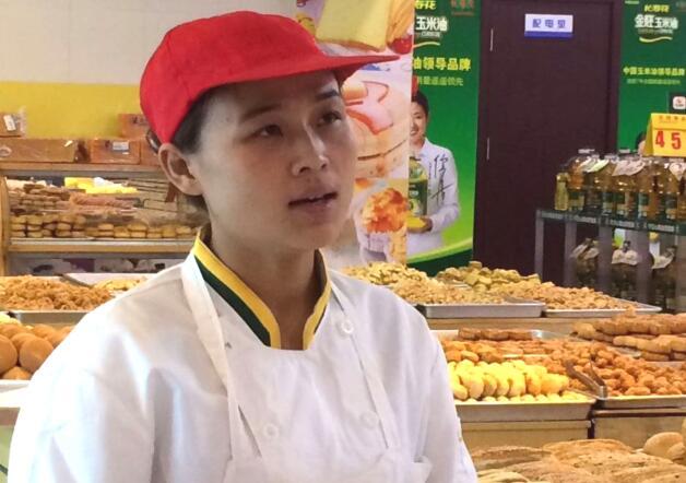 独创糕点受好评——烹饪专业成功学员刘杉杉
